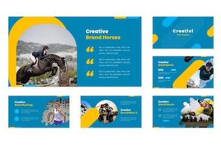 Creativiti - Google Slide Template
