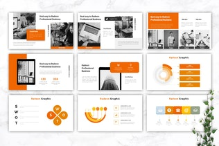 Thumbnail for RADEON - Business Powerpoint Template