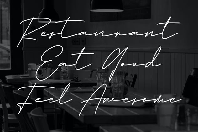 Emma Goulding Signature Collection Script Font - product preview 4