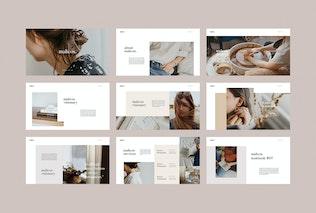 Malicos Powerpoint Template