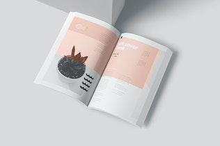 Thumbnail für Kleines Taschenbuch Mock-ups