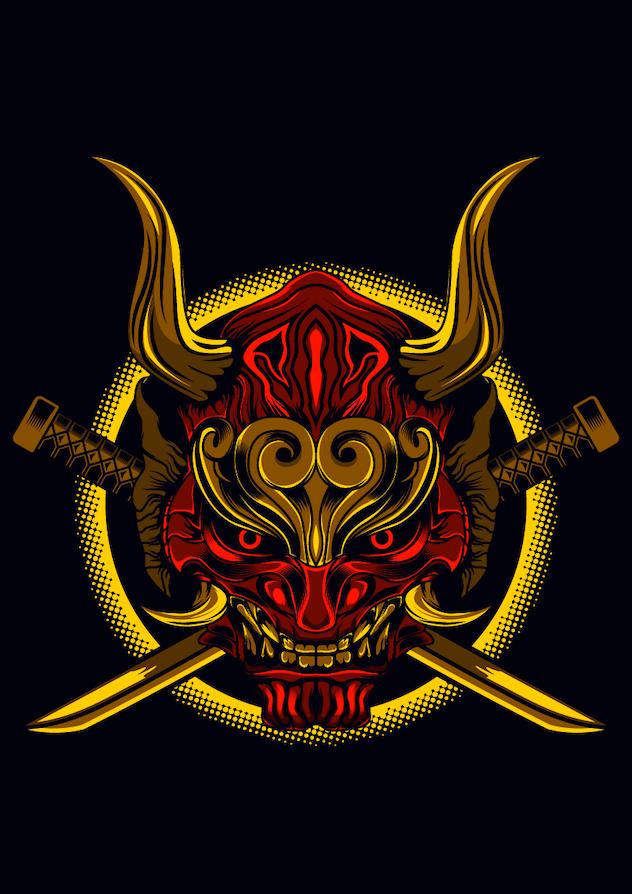 Devil Ronin Evil