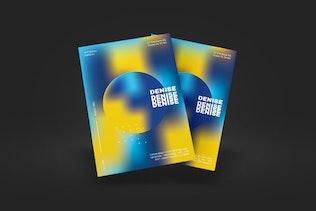 Thumbnail for DENISE Poster Design