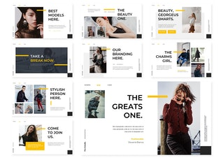 Thumbnail for The Agency | Powerpoint Template