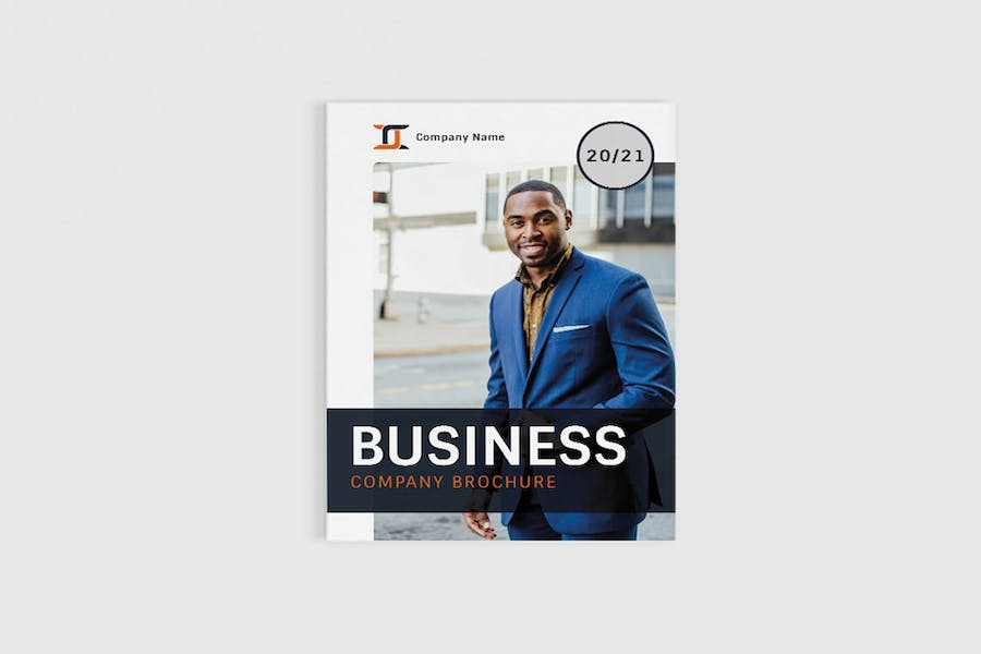Workfice - A4 Business Brochure Template - product preview 10