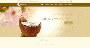 Thumbnail for Priority | Multipurpose Responsive HTML5 Template