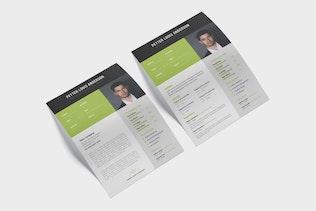 Thumbnail for Professional Resume CV Resume