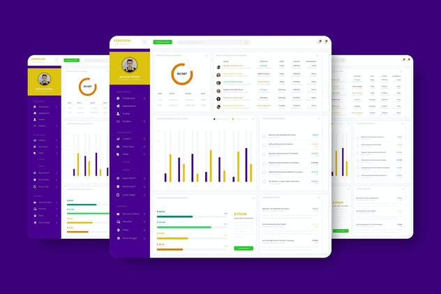 Feredion Dashboard | Admin Template - product preview 2