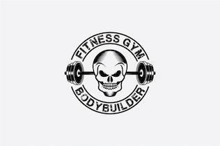 fitness logo BADGE vol 3