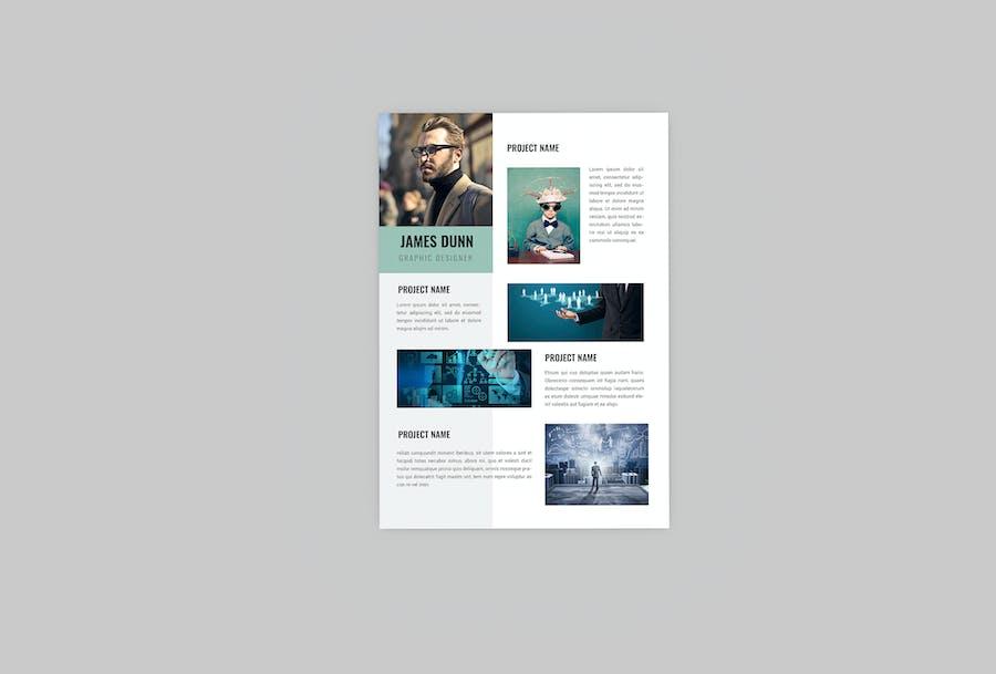 Trig CV Resume Designer - product preview 3