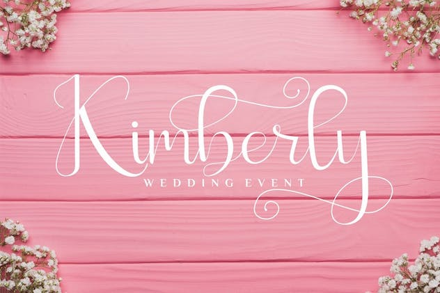 Sweetyhearts - Modern Calligraphy Font - product preview 2