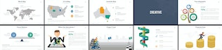 Thumbnail for Endless Powerpoint Template Design