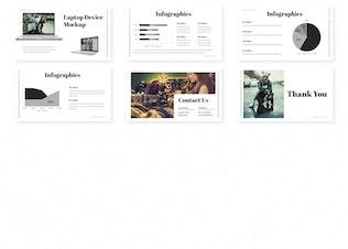 Thumbnail for Panghegar - Powerpoint Template