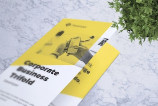 Thumbnail for Corporate Business Flyer Vol. 16