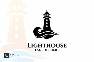 Thumbnail for Lighthouse - Logo Template