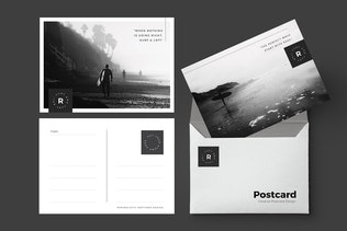 Thumbnail for Minimal Postcard