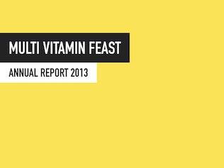Thumbnail for Multi Vitamin PowerPoint Template