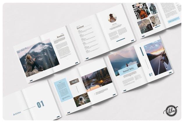 GONDOLA Adventure Magazine - product preview 5