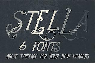 Miniatura para Stella - Fuente Decorativas