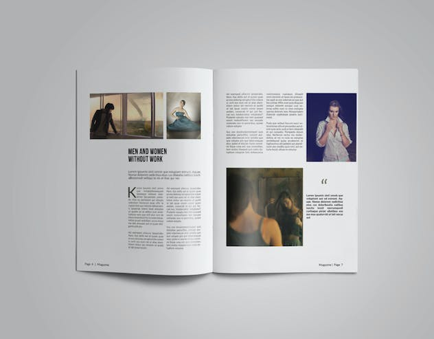 Simple Magazine - product preview 2