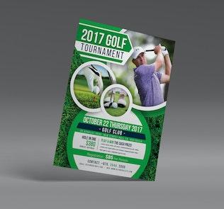 Miniature pour Tournoi de golf