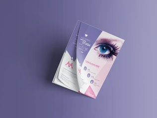 Thumbnail for Makeup/ Flyer Template