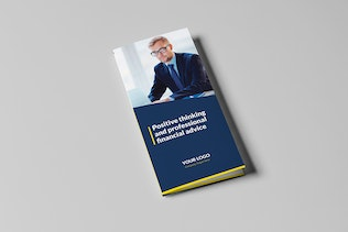 Thumbnail for Brochure – Finance and Business 4-Fold