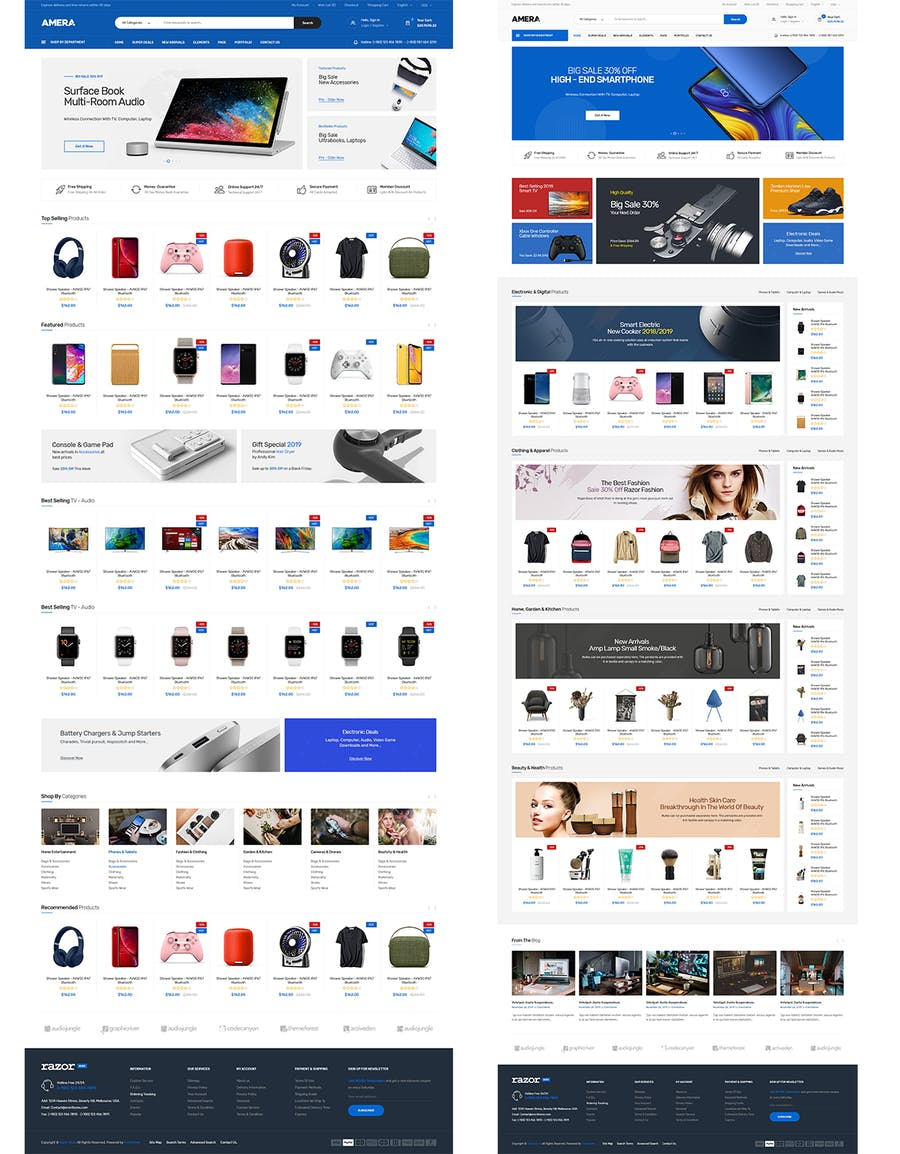 Amera - Responsive Prestashop 1.7 Theme - product preview 4