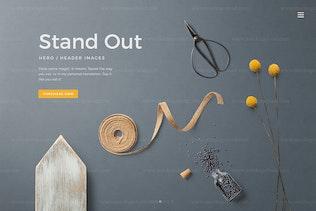 Thumbnail for Simple Homes Mockup Vol. 5