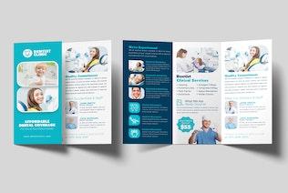 Thumbnail for Dental Trifold Brochure