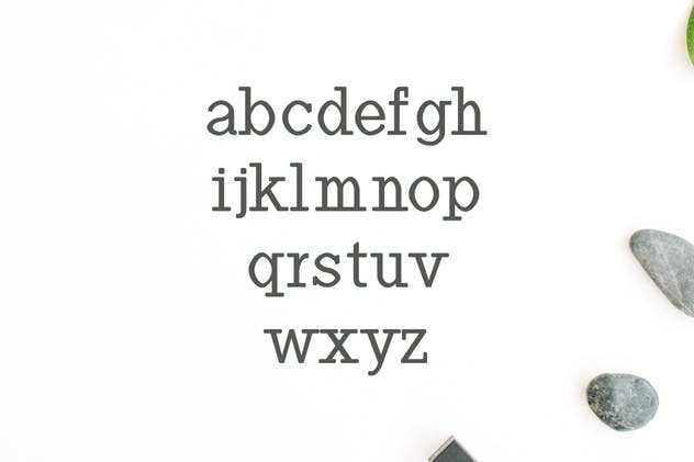 Haytham Slab Serif Fonts Packs - product preview 2