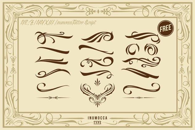 inuTattoo Script - product preview 2