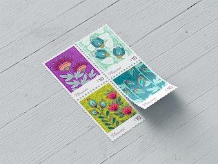 Thumbnail for Postage Stamp MockUp v1