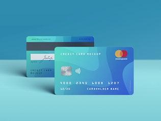 Thumbnail for Credit Card / Membership Card MockUp