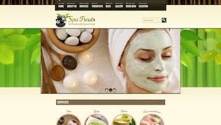 Thumbnail for Spa Treats - A Health / Spa Salon HTML Template