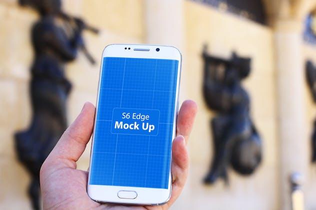 S6 Edge MockUp V.1
