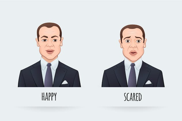 Emotions of a Businessman - product preview 3