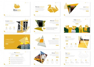 Thumbnail for Bresix - Powerpoint Template
