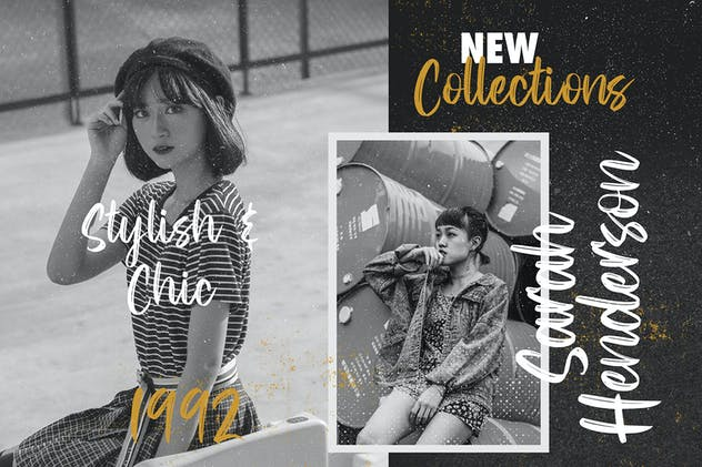 Hysteria - Stylish Script Font - product preview 5
