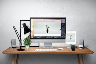Thumbnail for Display Mockup Creator