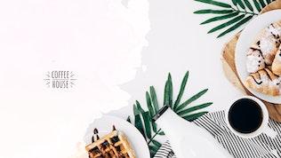 Caffe & Coffee House – Social Media Kit