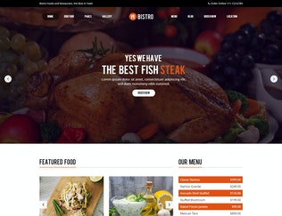 Thumbnail for Bistro - Food & Restaurant