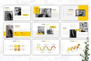 Thumbnail for SEMPORNA - Business Google Slides Template