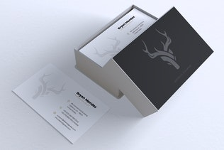 Thumbnail for Minimalist Business Card Vol. 44