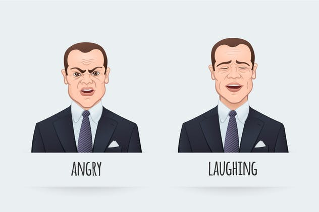 Emotions of a Businessman - product preview 1