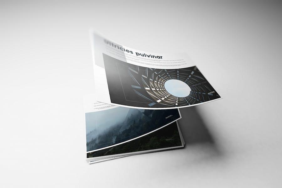 Preview image 5 for Горизонтальные Флаер A4/A5