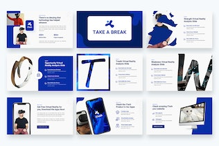 Thumbnail for iTech - IT Solutions Services Powerpoint Template
