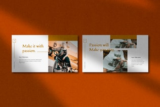 Gaylord - Powerpoint Template