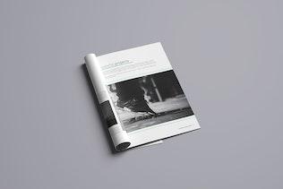 Thumbnail for Clean Portfolio Brochure