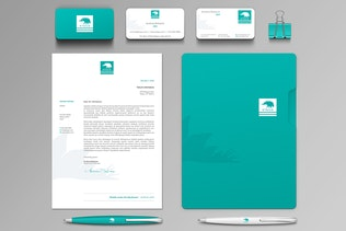 Thumbnail for Stego Stationery Set & Invoice